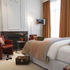 Отель Van Cleef Бельгия, Брюгге - отзывы, цены и фото номеров - забронировать отель Van Cleef онлайн комната для гостей фото 2