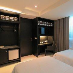 Отель Sugar Marina Resort - ART - Karon Beach 4* Стандартный номер с различными типами кроватей фото 2