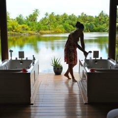 Отель Le Taha'a Island Resort & Spa фото 2
