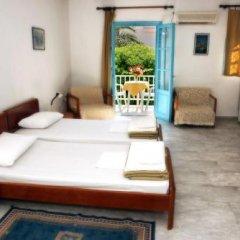 Отель Katerina Apartments Греция, Калимнос - отзывы, цены и фото номеров - забронировать отель Katerina Apartments онлайн комната для гостей