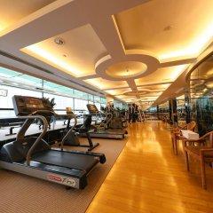 Отель PANGLIN Шэньчжэнь фитнесс-зал фото 2