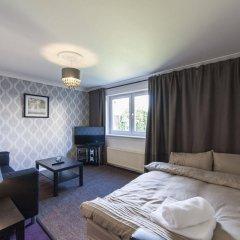 Отель Montgomery Apartments - Gyle Великобритания, Эдинбург - отзывы, цены и фото номеров - забронировать отель Montgomery Apartments - Gyle онлайн комната для гостей фото 2