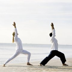 Chiva-Som International Health Resort Hotel фитнесс-зал