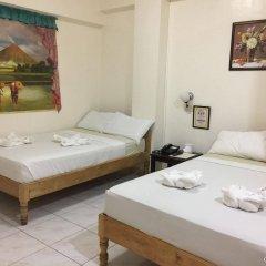 Отель Constrell Pension House Филиппины, Тагбиларан - отзывы, цены и фото номеров - забронировать отель Constrell Pension House онлайн комната для гостей