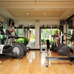 Отель Dusit Thani Laguna Phuket фитнесс-зал фото 2