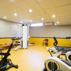 Отель Golden Port Salou & Spa фитнесс-зал
