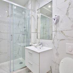 Отель 81 - Paris Luxe Sebastopol ванная