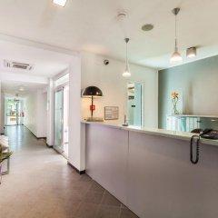 Hibiscus Hotel Residence Синискола интерьер отеля