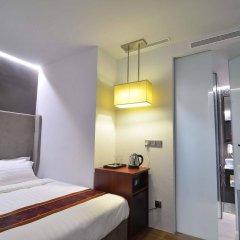 Отель Bliss Singapore Сингапур комната для гостей фото 3