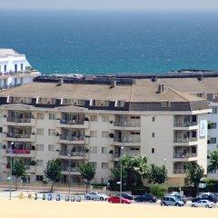 Aqua Hotel Montagut Suites пляж