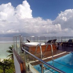 Airport Beach Hotel in North Male Atoll, Maldives from 207$, photos, reviews - zenhotels.com pool