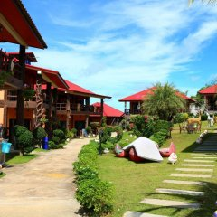 Отель Chomview Resort Ланта детские мероприятия