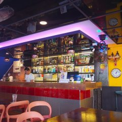 Отель Maderla Бангкок гостиничный бар