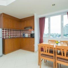 Апартаменты Patong Studio Apartments в номере