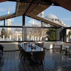 Отель Burckin Suleymaniye питание фото 2
