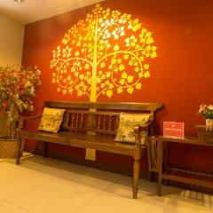 Отель ZEN Rooms Mahachai Khao San Бангкок интерьер отеля фото 3