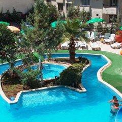 Pirlanta Hotel Турция, Фетхие - отзывы, цены и фото номеров - забронировать отель Pirlanta Hotel онлайн бассейн фото 2