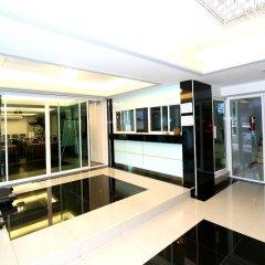 Отель T3 Residence фитнесс-зал