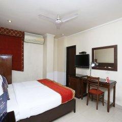 Отель OYO 9761 Hotel Clark Heights Индия, Нью-Дели - отзывы, цены и фото номеров - забронировать отель OYO 9761 Hotel Clark Heights онлайн удобства в номере фото 2