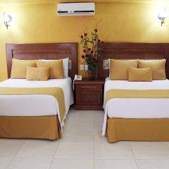 Hotel Villa Las Margaritas Sucursal Caxa комната для гостей фото 5