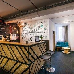 Отель In-Joy Hostel Польша, Варшава - отзывы, цены и фото номеров - забронировать отель In-Joy Hostel онлайн гостиничный бар