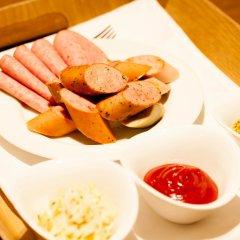 Отель ACUBE Сеул питание фото 3