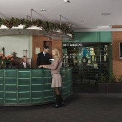 Отель Hermis Hotel Литва, Каунас - 1 отзыв об отеле, цены и фото номеров - забронировать отель Hermis Hotel онлайн гостиничный бар