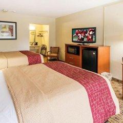 Отель Days Inn by Wyndham Charlottesville/University Area США, Шарлотсвилл - отзывы, цены и фото номеров - забронировать отель Days Inn by Wyndham Charlottesville/University Area онлайн удобства в номере фото 2