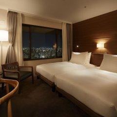 Agora Fukuoka Hilltop Hotel & Spa Фукуока комната для гостей