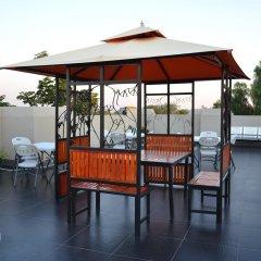 Sunbeam Hotel Габороне бассейн