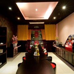 Отель Glitz Бангкок спа