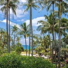 Отель JW Marriott Phuket Resort & Spa Таиланд, Пхукет - 1 отзыв об отеле, цены и фото номеров - забронировать отель JW Marriott Phuket Resort & Spa онлайн пляж фото 2