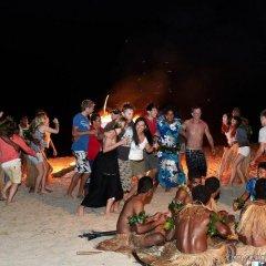Отель Mantaray Island Resort развлечения