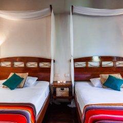 Отель Villas HM Paraíso del Mar Мексика, Остров Ольбокс - отзывы, цены и фото номеров - забронировать отель Villas HM Paraíso del Mar онлайн комната для гостей фото 3