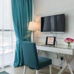 Отель Jannah Marina Bay Suites удобства в номере фото 2
