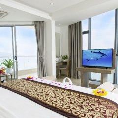 Отель Golden Peak Resort & Spa Камрань комната для гостей фото 2