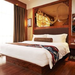 Отель Guangzhou Yu Cheng Hotel Китай, Гуанчжоу - 1 отзыв об отеле, цены и фото номеров - забронировать отель Guangzhou Yu Cheng Hotel онлайн фото 4