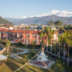 Отель Pokhara Grande Непал, Покхара - отзывы, цены и фото номеров - забронировать отель Pokhara Grande онлайн фото 9