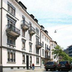 Отель VISIONAPARTMENTS Zürich Cramerstrasse Цюрих