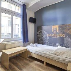 A&o Hotel Hamburg Hauptbahnhof Гамбург спа