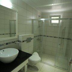 Апартаменты Orka Royal Hills Apartment Олудениз ванная