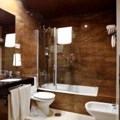 Отель Navarro Испания, Сьюдад-Реаль - отзывы, цены и фото номеров - забронировать отель Navarro онлайн ванная