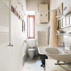 Отель Reginella White Apartment Италия, Рим - отзывы, цены и фото номеров - забронировать отель Reginella White Apartment онлайн ванная