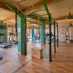 Отель H10 Sentido Playa Esmeralda - Adults Only фитнесс-зал фото 4