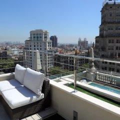 El Avenida Palace Hotel Барселона балкон