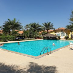 Djeliba Hotel in Kololi, Gambia from 201$, photos, reviews - zenhotels.com pool
