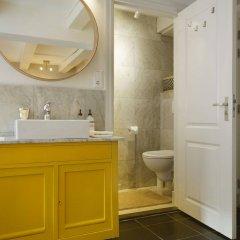 Отель CoHo Suites Нидерланды, Амстердам - 1 отзыв об отеле, цены и фото номеров - забронировать отель CoHo Suites онлайн ванная фото 2