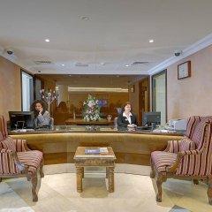 Отель Ajman Beach Аджман интерьер отеля