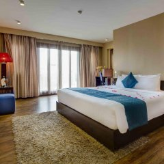 Отель Oriental Suites Ханой комната для гостей фото 2