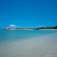 Отель Shangri-La's Le Touessrok Resort & Spa пляж